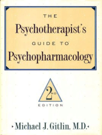 Psychotherapist'S Guide To Psychopharmacology