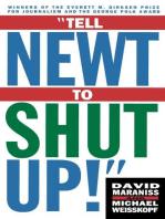 Tell Newt to Shut Up