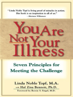 You Are Not Your Illness