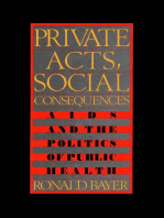Private Acts, Social Consequences