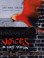 Voices in First Person