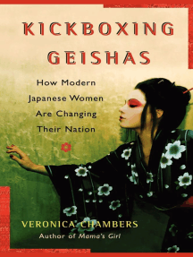 Kickboxing Geishas: How Modern Japanese Women Are Changing Their Nation