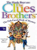 The Fish-Faced Mask of Mystery
