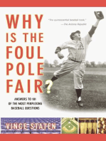 Why Is The Foul Pole Fair?