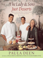 The Lady & Sons Just Desserts