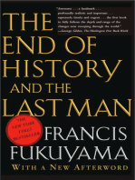 End of History and the Last Man