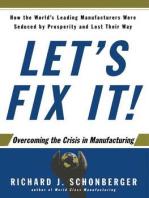 Let's Fix It!