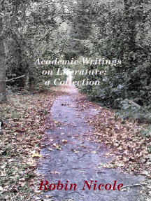 Academic Writings on Literature: a Collection