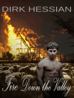 Fire Down the Valley (Gay Historical Romance)