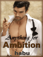 Anything for Ambition (Gay Erotica Drama)