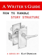 How to Handle Story Structure
