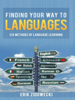 Finding Your Way to Languages