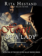 Heart of a Lady (Book One of the Red River Valley Brides)
