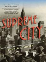 Supreme City: How Jazz Age Manhattan Gave Birth to Modern America