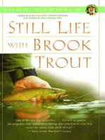Still Life with Brook Trout