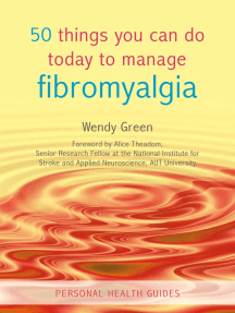 50 Things You Can Do Today to Manage Fibromyalgia