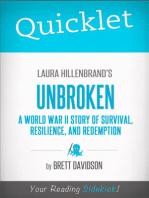 Quicklet on Laura Hillenbrand's Unbroken