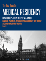 The Best Book On Medical Residency