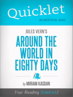 Quicklet On Jules Verne's Around the World in Eighty Days