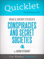 Quicklet on Brad Steiger and Sherry Steiger's Conspiracies and Secret Societies
