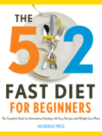 The 5:2 Fast Diet for Beginners