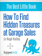 How to Find Hidden Treasures at Garage Sales