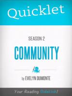 Quicklet on Community Season 2 (TV Show)