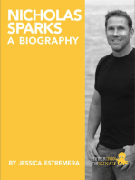 Nicholas Sparks: A Biography