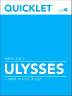 Quicklet on James Joyce's Ulysses