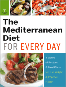 Read The Mediterranean Diet For Every Day Online By Telamon Press Books