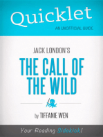 Quicklet on Jack London's The Call of the Wild