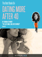 The Best Book On Dating More After 40