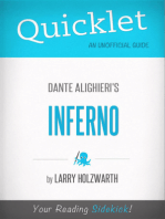 Quicklet on Dante's Inferno