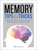 Memory Tips & Tricks