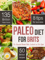 The Paleo Diet for Brits