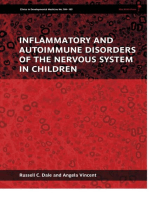 Inflammatory and Autoimmune Disorders of the Nervous System in Children