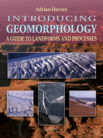 Introducing Geomorphology for tablet devices: A Guide to Landforms and Processes