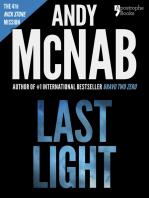 Last Light (Nick Stone Book 4)