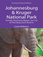 Johannesburg & Kruger National Park: Includes Panorama Region, Sun City and Pilansberg Game Reserve
