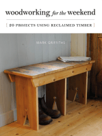 Woodworking for the Weekend: 20 Projects Using Reclaimed Timber