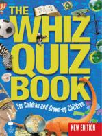 The Whiz Quiz Book