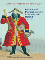 Politics and Political Culture in Britain and Ireland, 1750-1850