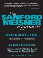 The Sanford Meisner Approach: Workbook One, An Actor's Workbook