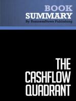 The CashFlow Quadrant  Robert Kiyosaki and Sharon Lechter (BusinessNews Publishing Book Summary)