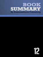 12 Rodd Wagner and James Harter (BusinessNews Publishing Book Summary)