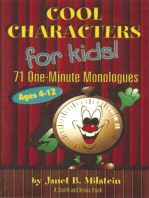 Cool Characters for Kids