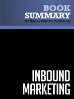 Inbound marketing  Brian Halligan and Dharmesh Shah (BusinessNews Publishing Book Summary)