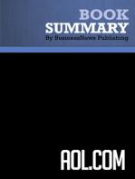 AOL.com  Kara Swisher (BusinessNews Publishing Book Summary)