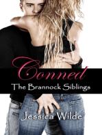 Conned (The Brannock Siblings, #2)