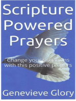 Scripture Powered Prayers